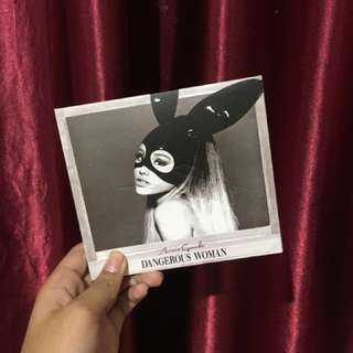 Ariana Grande (Dangerous Woman CD)