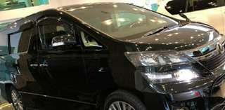 Toyota Vellfire 2.4Z Golden Eye