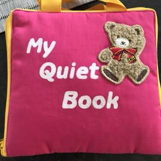 Education bag for toddlers