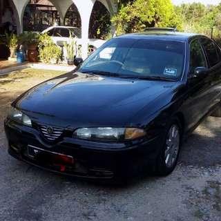 Proton Perdana V6 Black
