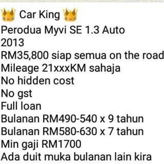 Perodua Myvi 1.5A