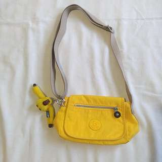 Kipling Sabian Mini Bag in Yellow