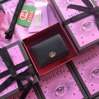 Gucci classic cardholder/wallet