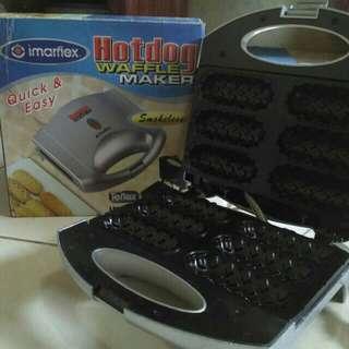 Hot Dog Waffle maker