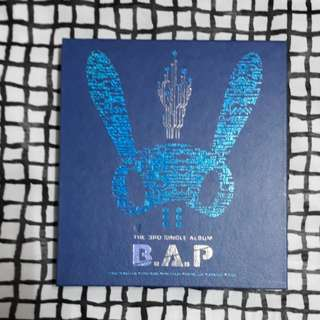 BAP The 3rd Single Album