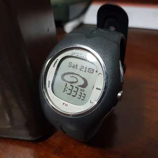 Polar F11 Heart Rate Monitor Watch