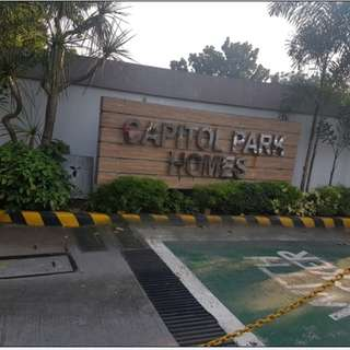 House and Lot in Capitol Homes Park, matandang Balara Quezon City