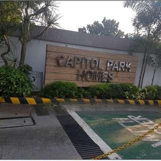 House and Lot in Capitol Homes Park, matandang Balara Quezon City