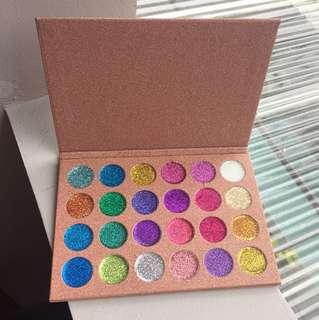 Cleof Cosmetics Glitter Eyeshadow