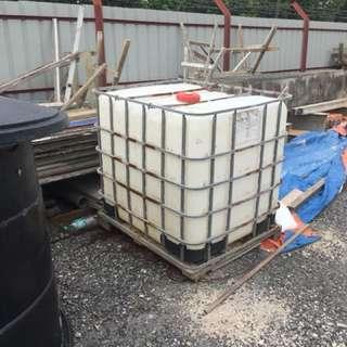 Tangki Air / Water Tank