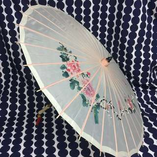VINTAGE ORIENTAL UMBRELLA(RENTAL)