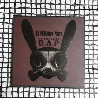 BAP Badman Album