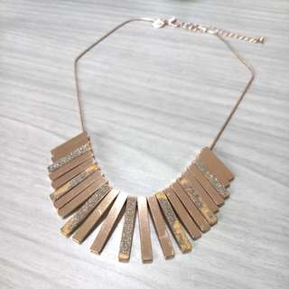 Lovisa Necklace Rose Gold