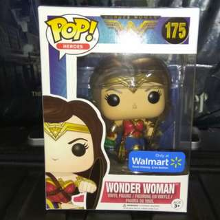 (ON HAND) Wonder Woman Kneeling Funko Pop