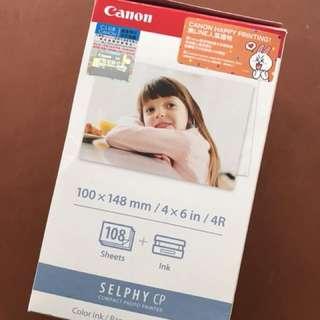 Canon Selphy KP 108IN 相紙連墨帶