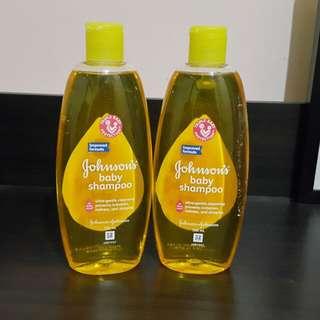 Johnsons & Johnsons Baby Shampoo