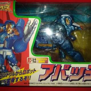 日版Takara 1996 變形金剛 Beast Wars C-12 狒狒副司令