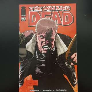 The Walking Dead #75