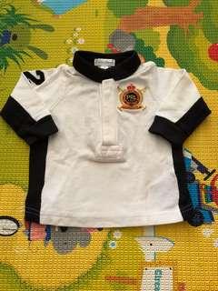 Authentic Ralph Lauren Baby Polo Tshirt 6M