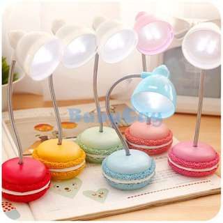 Sweet Mini Macaroon Night Lamps
