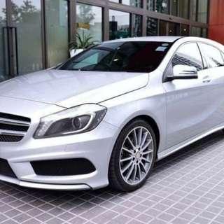 Mercedes Benz A180