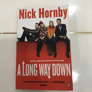 Masterpiece of Nick Hornby