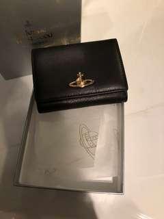 全新Vivienne Westwood wallet 銀包