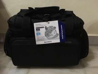 SONY Professional Camera Carrying Case