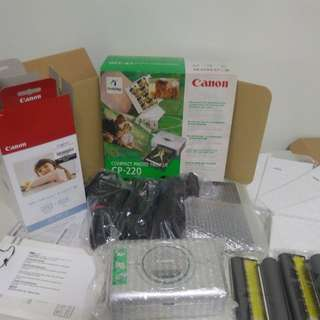 Canon SELPHY CP 200