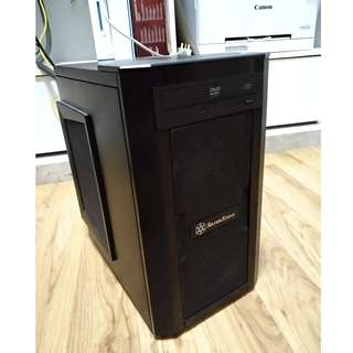 AMD Phenom PC (8GB RAM, 500GB HDD, Radeon HD 5770 1GB, SilverStone Casing)