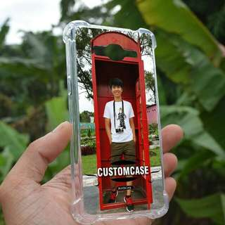 customcase oppo f5 anticrack anti luntur
