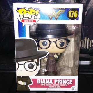 [PRE-ORDER] Wonder Woman Diana Prince Funko Pop