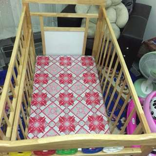 Baby Cot New
