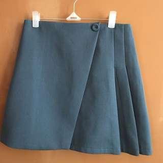 返工裙 斯文 氣質 半身裙 下身裙 裙褲