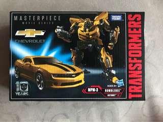 Transformers MPM 03 Bumblebee