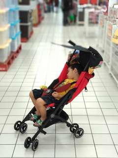 Sewa Stroller GB POCKIT+ Murah