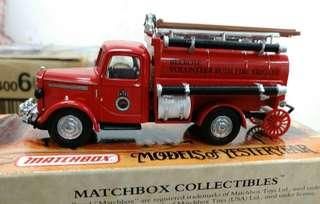 古董玩具消防車🚒