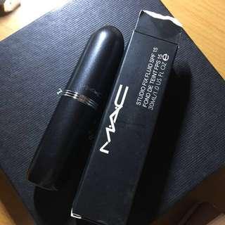 100%NEW MAC遮瑕膏 studio fix fluid concealer SPF 15#NW43