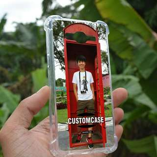 custom case vivo v7 anticrack anti luntur