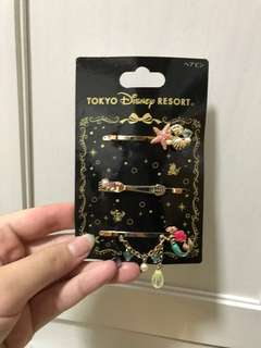 [JP/BNIB] DISNEY HAIR PINS
