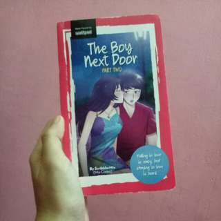 Wattpad The Boy next door book 2