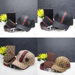 4 in 1 GUCCI MEN SET (FREE POSTAGE)