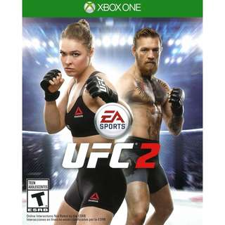 UFC 2 (FOR XBOX ONE)