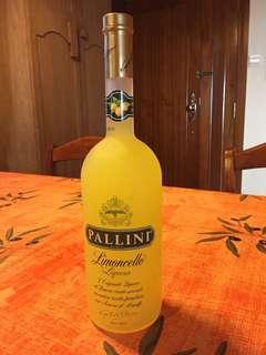 Pallini limoncello (1 litre)