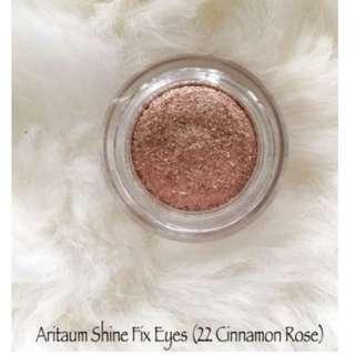 ARITAUM Shine Fix Eyes - 22 Cinnamon Rose