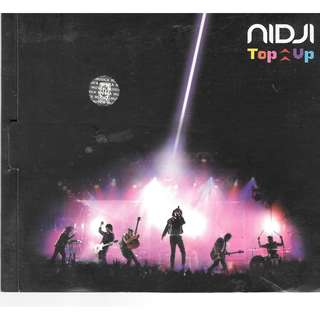 MY PRELOVED CD - NIDJI INDONESIAN TOP-UP /FREE DELIVERY (F7M))