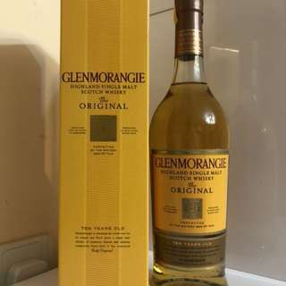Glenmorangie Original 10 Years 700ml 威士忌