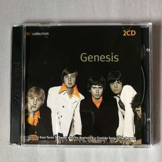 Genesis collection CD