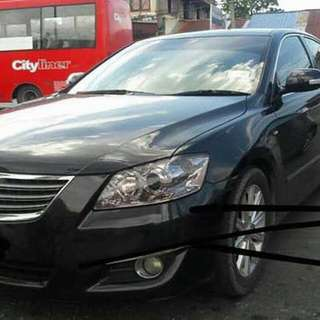 Toyota Camry 2.4L 5-Speed Automatic       -(SG)-  Year 2008