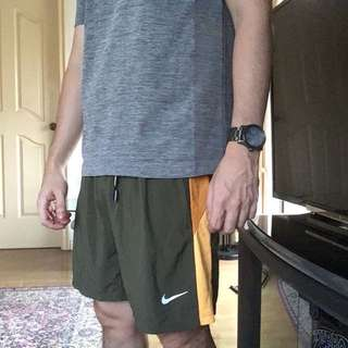💯 authentic Nike Dri Fit running shorts